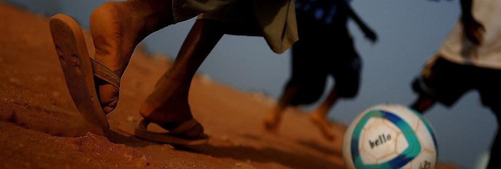 Desert Cleats, Djibouti, Africa. May 2008.