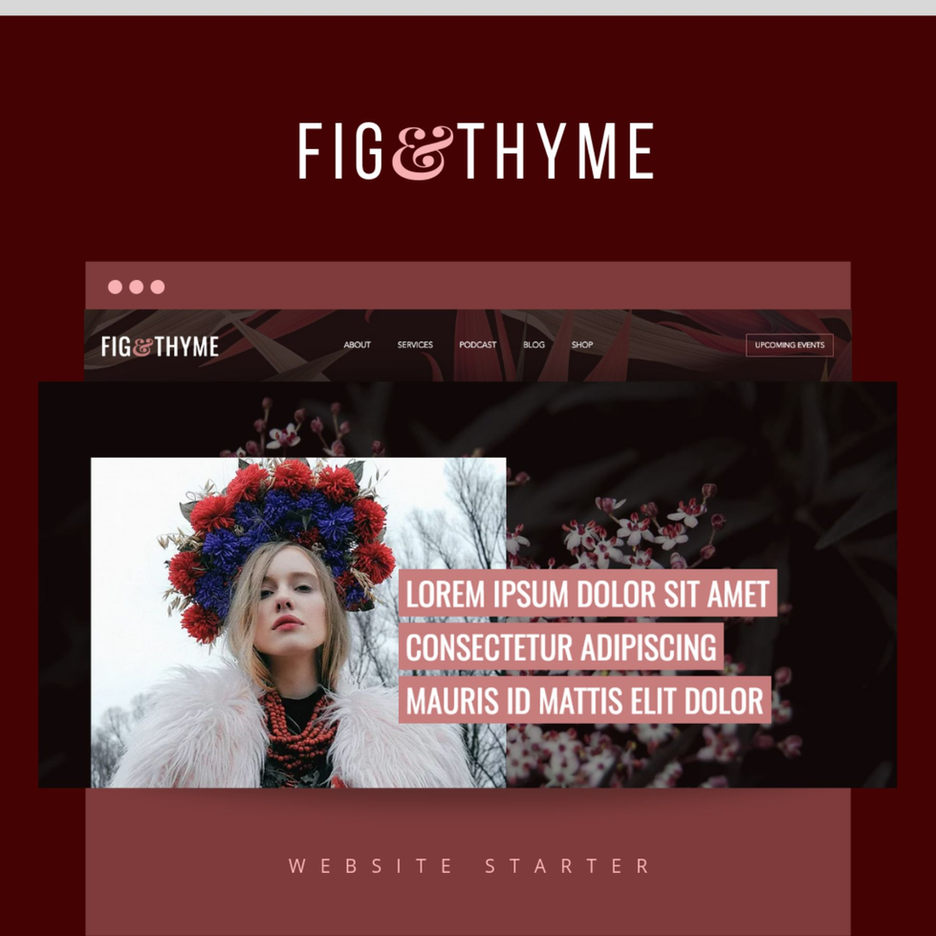 Fig & Thyme