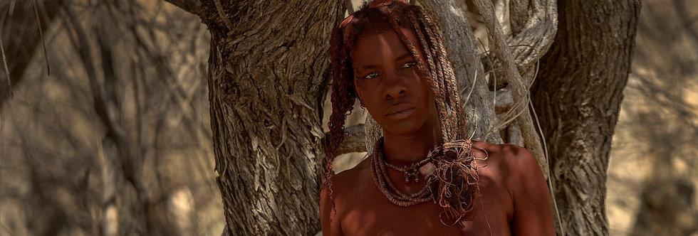 "Desert Beauty, ""The Red People"", Kaokoland, Namibia. August, 2015."