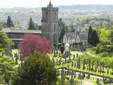 A Stirling Cemetery