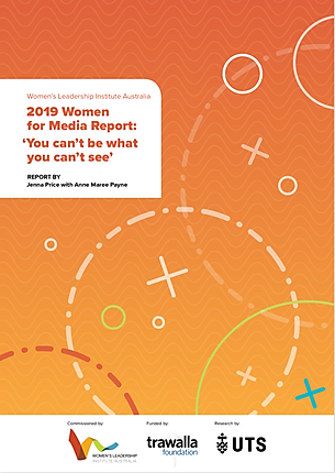 2019 Women for Media Report