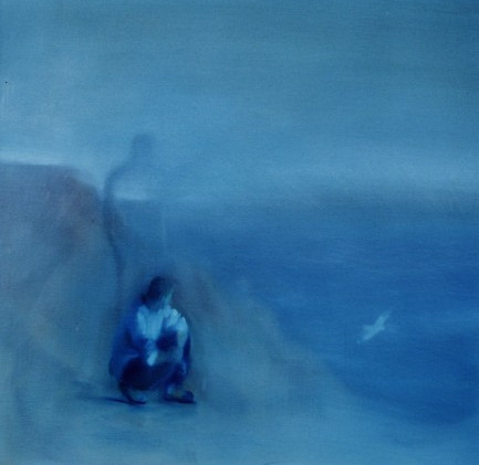 untitled - oil on canvas - sold to priva