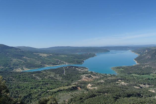 Lac de Ste Croix