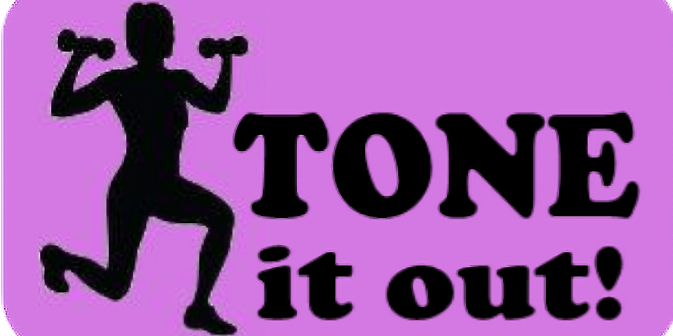 Mother's day TONE IT OUT! LIVE