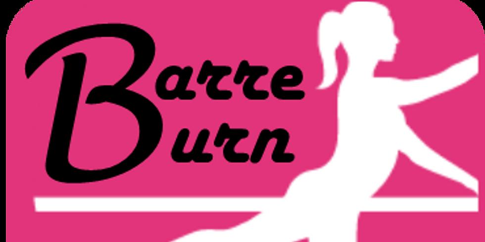 BARRE BURN - Quarantine style :)