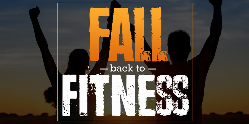 Fall Back to Fitness!  Tone it out!