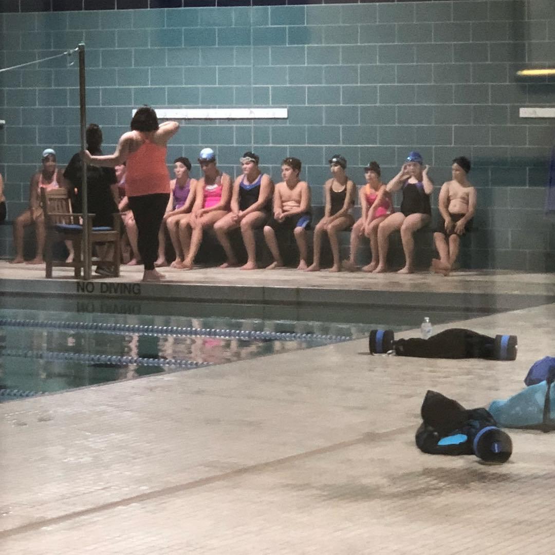 Future Rockstars Swim group