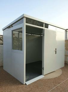 מחסן מודובוקס-אוורסט 3X2 + חלון