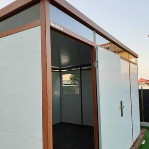 מחסן מודובוקס אוורסט - פרופיל עץ
