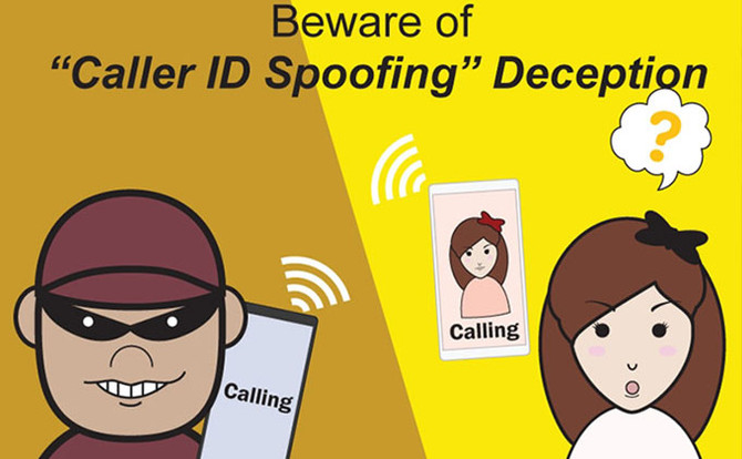 Telephone Spoofing ... What?