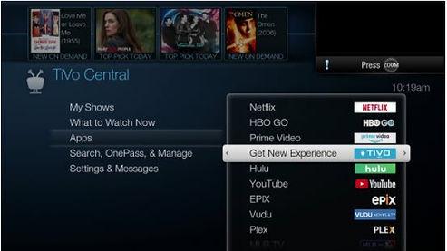 TiVo Experience 3