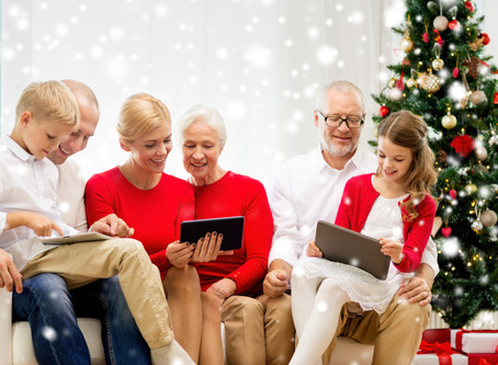 The Gift of Speed and Bandwidth during this holiday season!