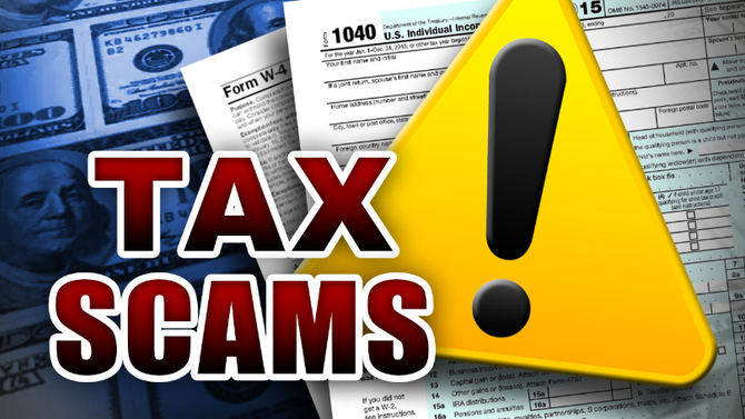 """Consumer Alert:  Scams During Tax Season, who is """"really"""" asking for your information?"""