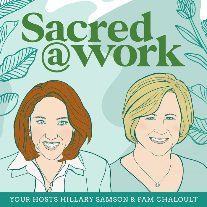 Launch of Sacred @ Work Podcast!