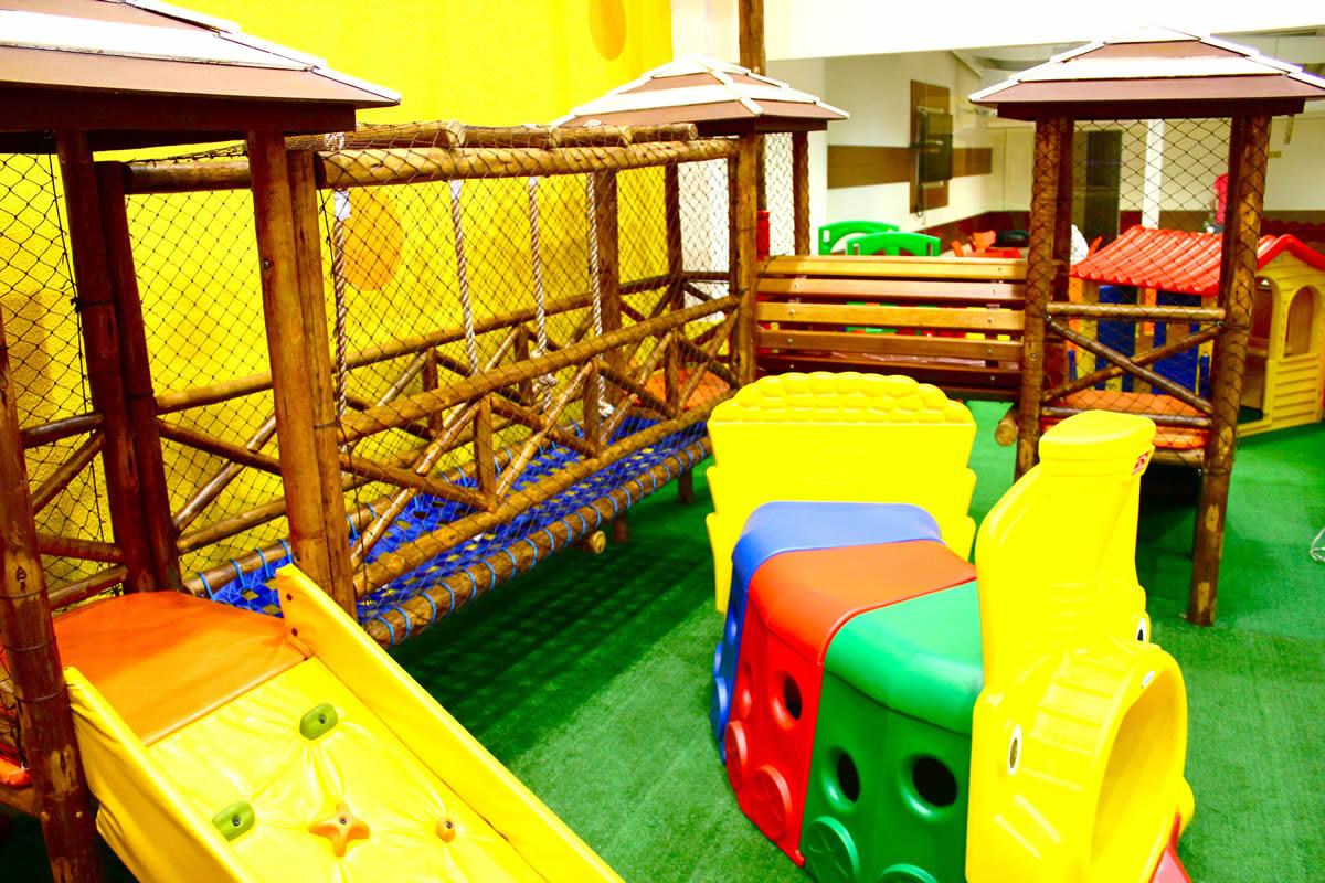 Ecoplay integrado na Área Baby