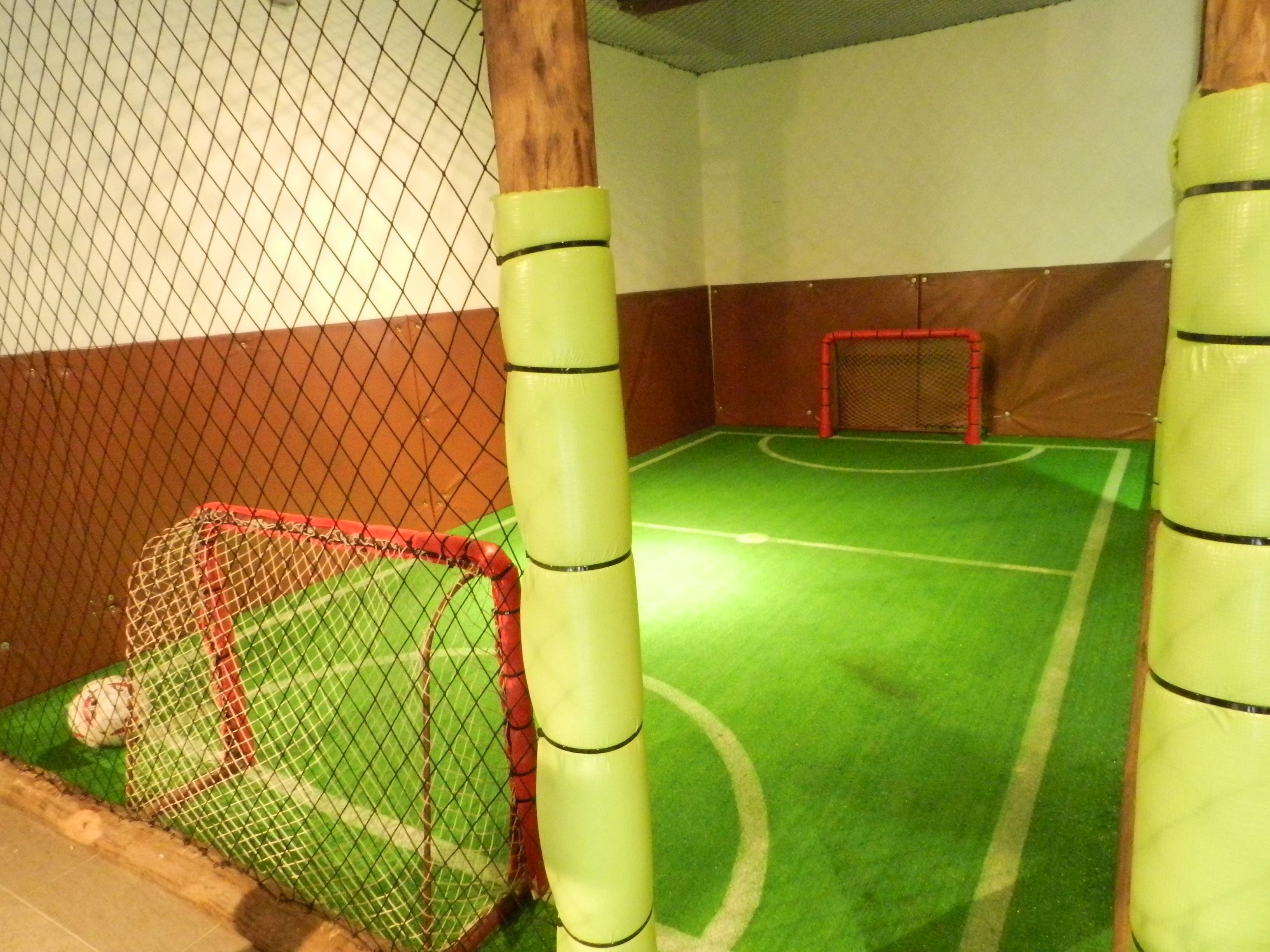 Quadra de Futebol