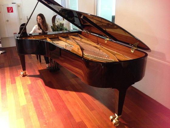 Shooting C.Bechstein Pianoforte AG