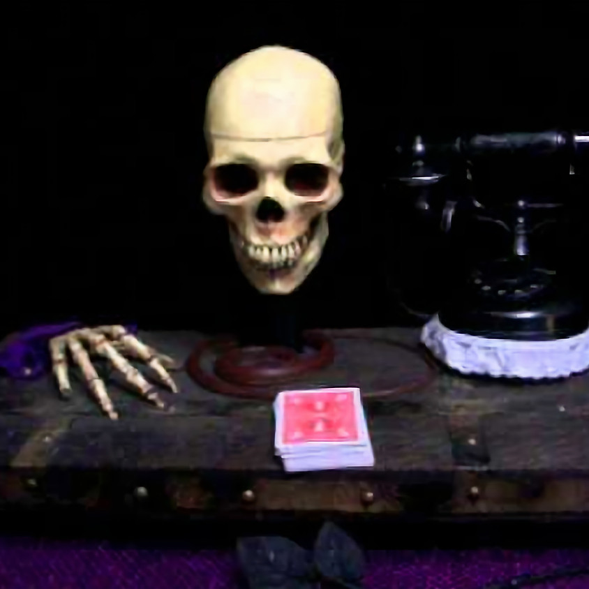 Spooky Magic Tricks