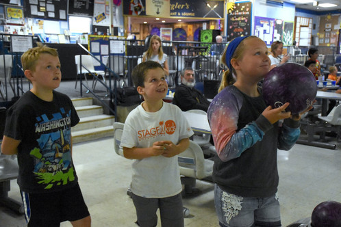 Bowling, Kids Bible Study Group 2019