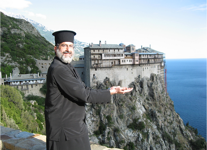 Pic - Fr. Michael at    Simonapetra.png