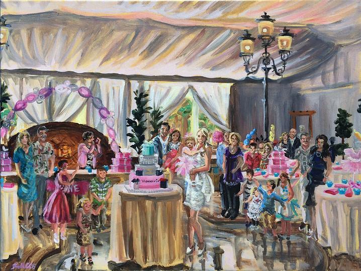 First Birthday, Hilton Garden Inn, Staten Island