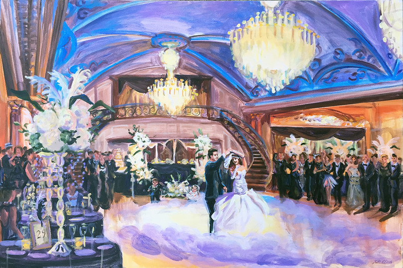 "Nicole ""Snooki"" and Jionni Lavalle wedding, The Venetian, NJ"