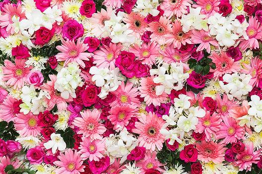 Beautiful flowers background for wedding scene.jpg