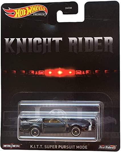 Knight Rider - K.I.T.T Super Pursuit Mode