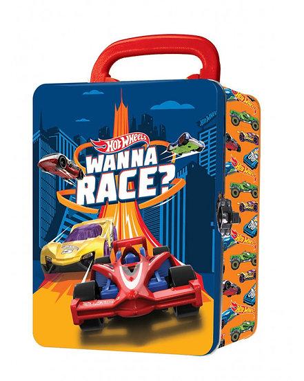 Metal Storage Case - Wanna Race?