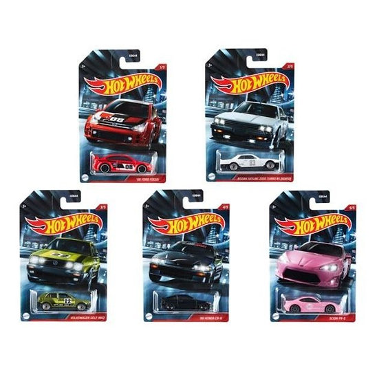 Deco Rally Cult Racers
