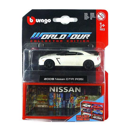 2009 Nissan GT-R (R35)