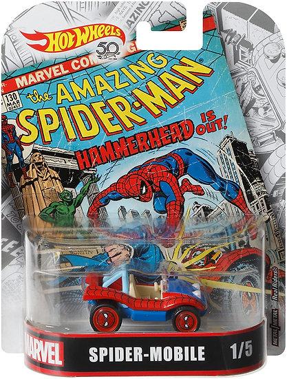 Spider-Mobile