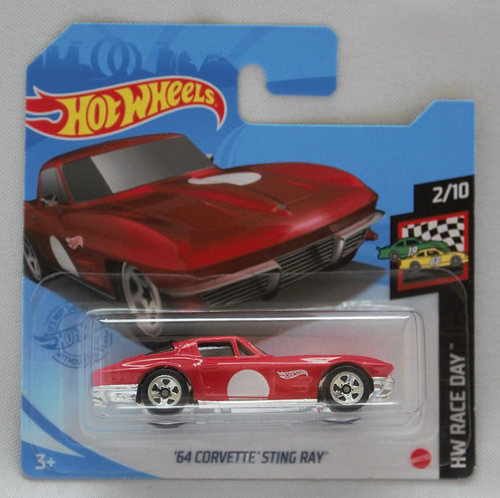 '64 Corvette' Sting Ray