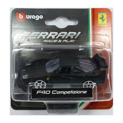 F40 Competizione – Black