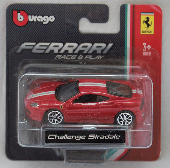 Challenge Stradale - Red