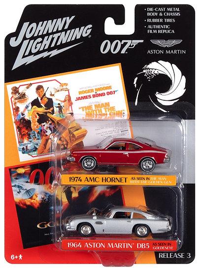 DB5 & AMC Hornet Two Car Set