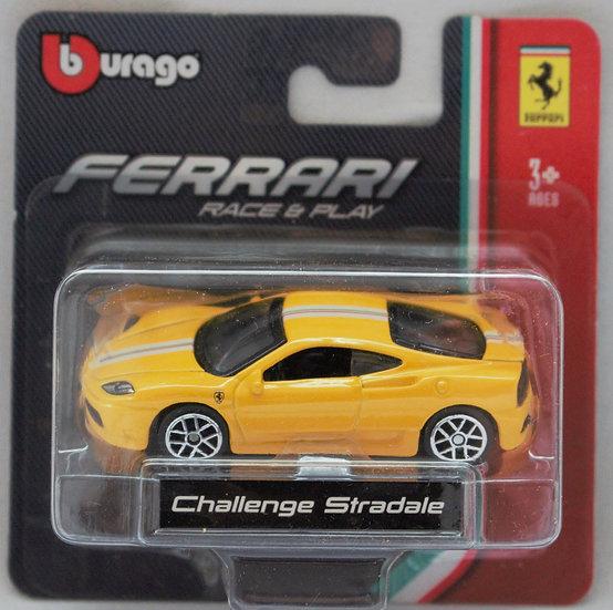 Challenge Stradale - Yellow