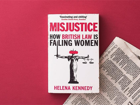 Book Review: Misjustice by Helena Kennedy