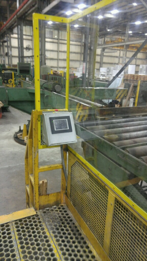 Automation Touch Screen