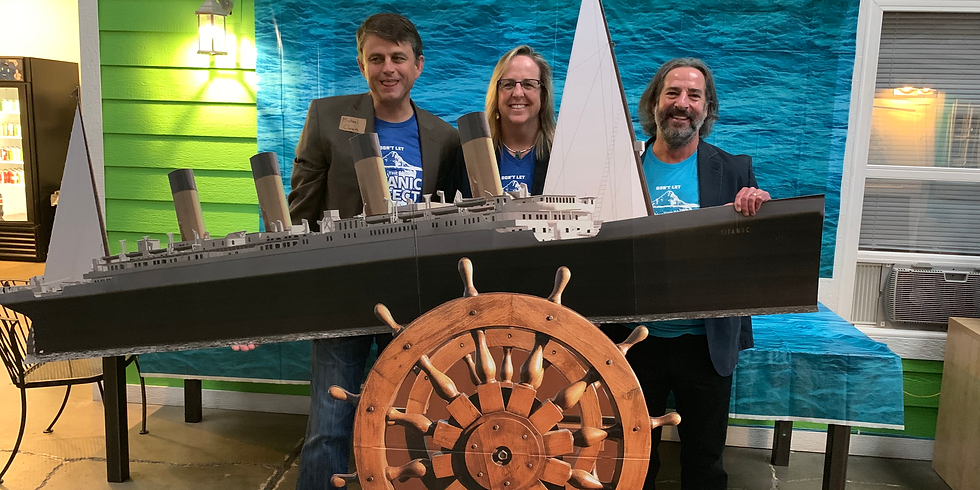 The Titanic Effect and Life Science Startups