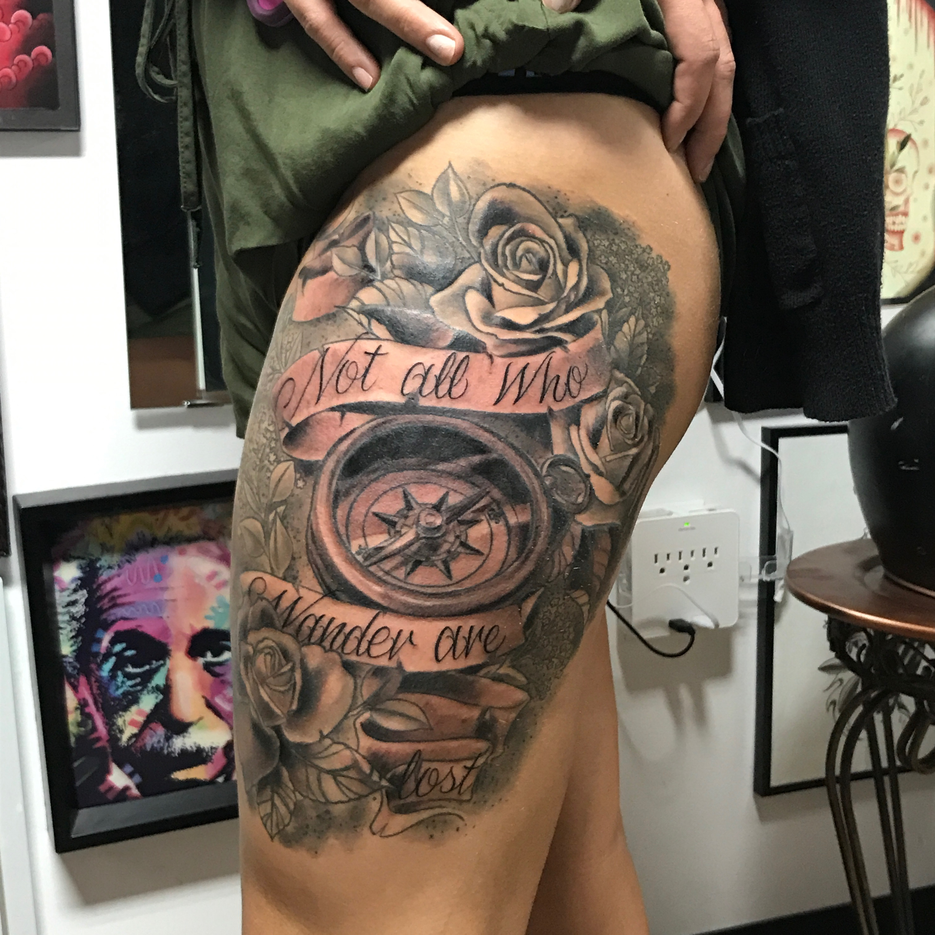 High Road Tattoo
