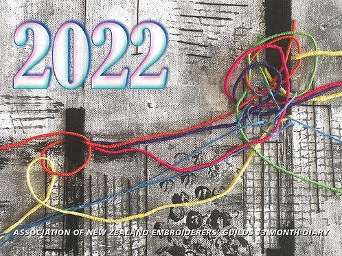 ANZEG 2022 Diary