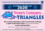 ANZEG Postbag 2020 Challenge: Triangles