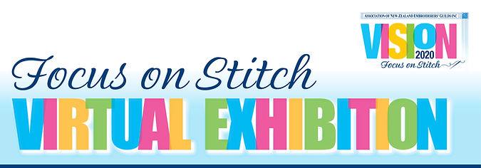 Focus On Stitch Virtual Exhibition heade