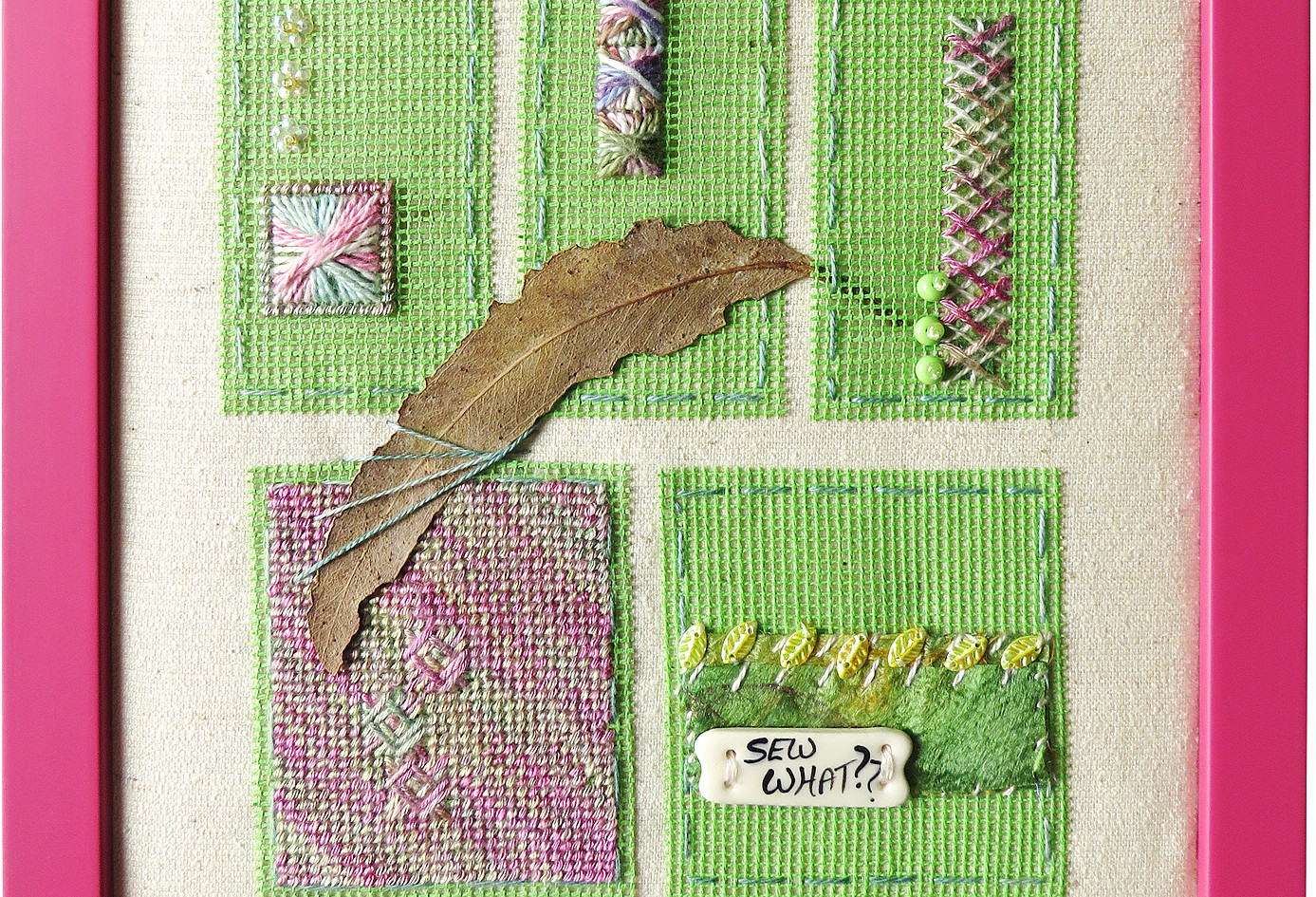 ©SEW WHAT! by Alison Wilson.
