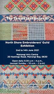 North Shore June 2021 exhibition