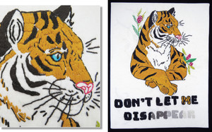 DON'T LET ME DISAPPEAR by Josephine King, 14. (Lower Hutt).