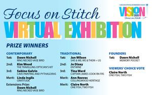 ANZEG Virtual Exhibition Winners.