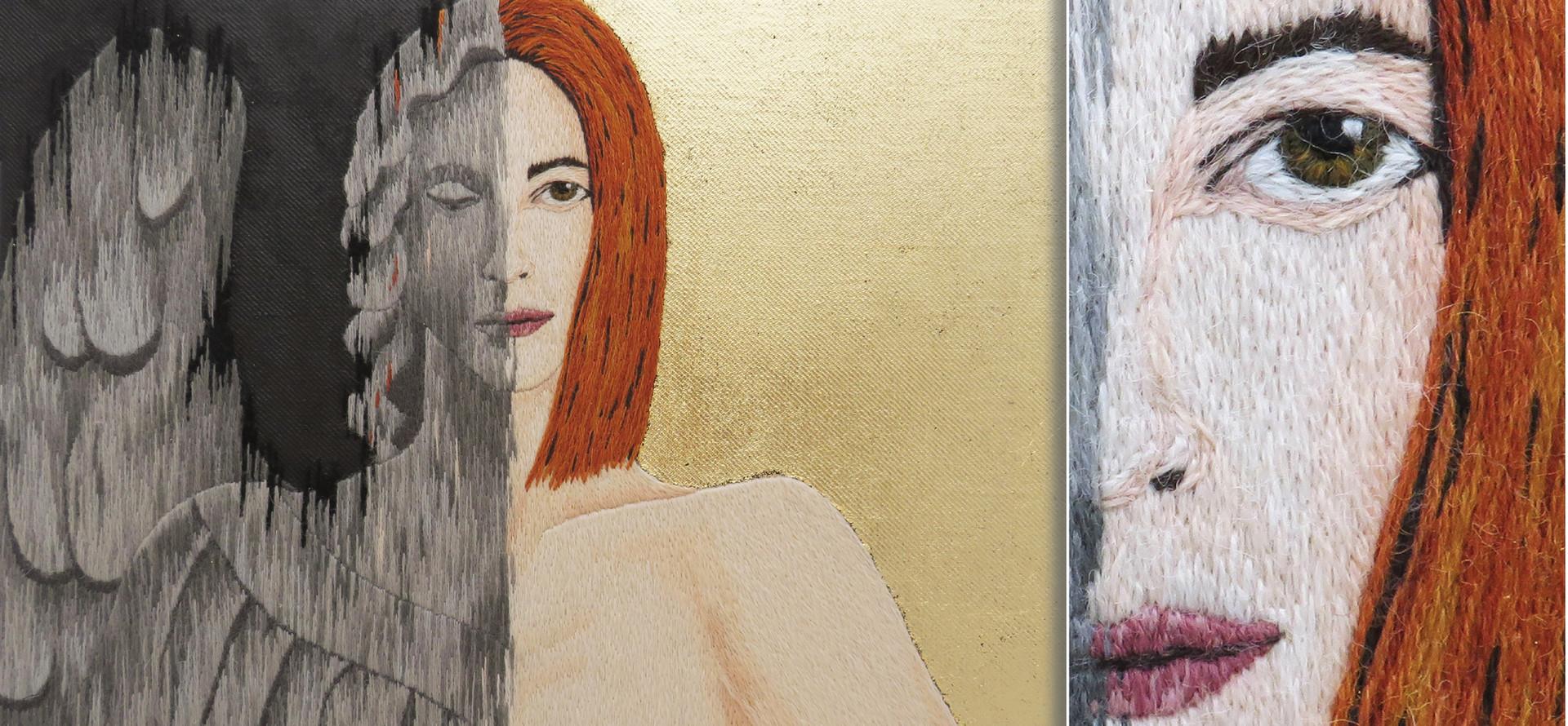 CHOOSE LIFE by Maree Burnnand, Central Taranaki Guild.