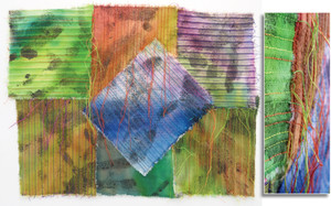 TWIN-NEEDLE FUN by Jo Ann Ingram, Thames Valley Guild.